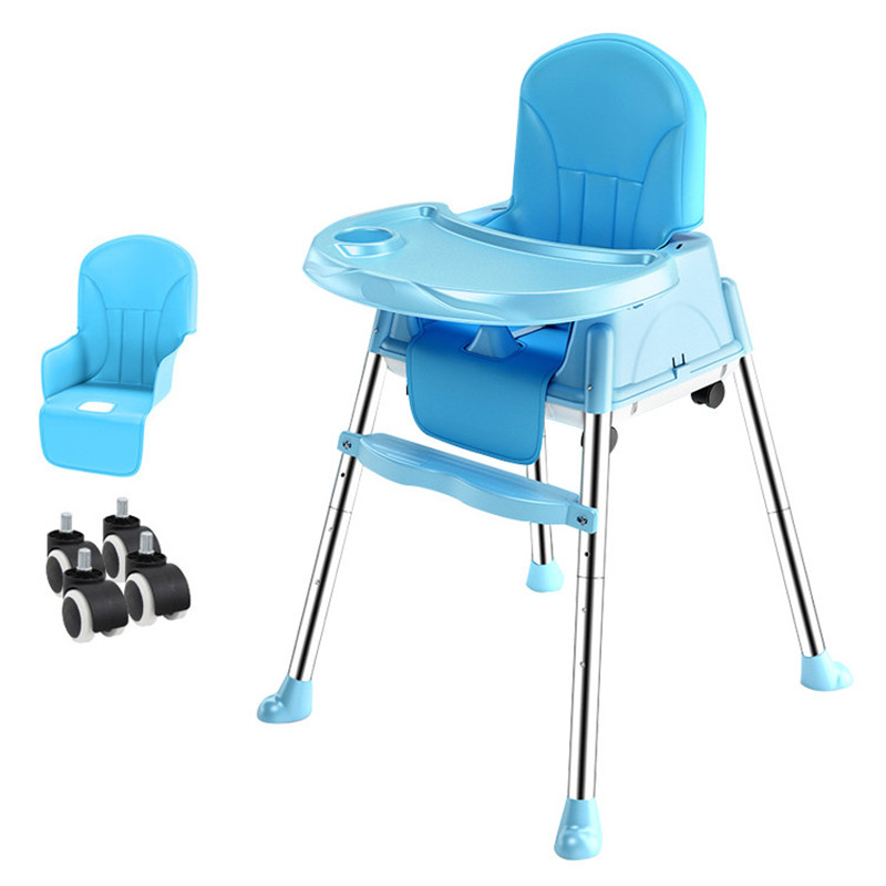 Shenone Kids Child Baby Food Eating Feeding Dining High Chair