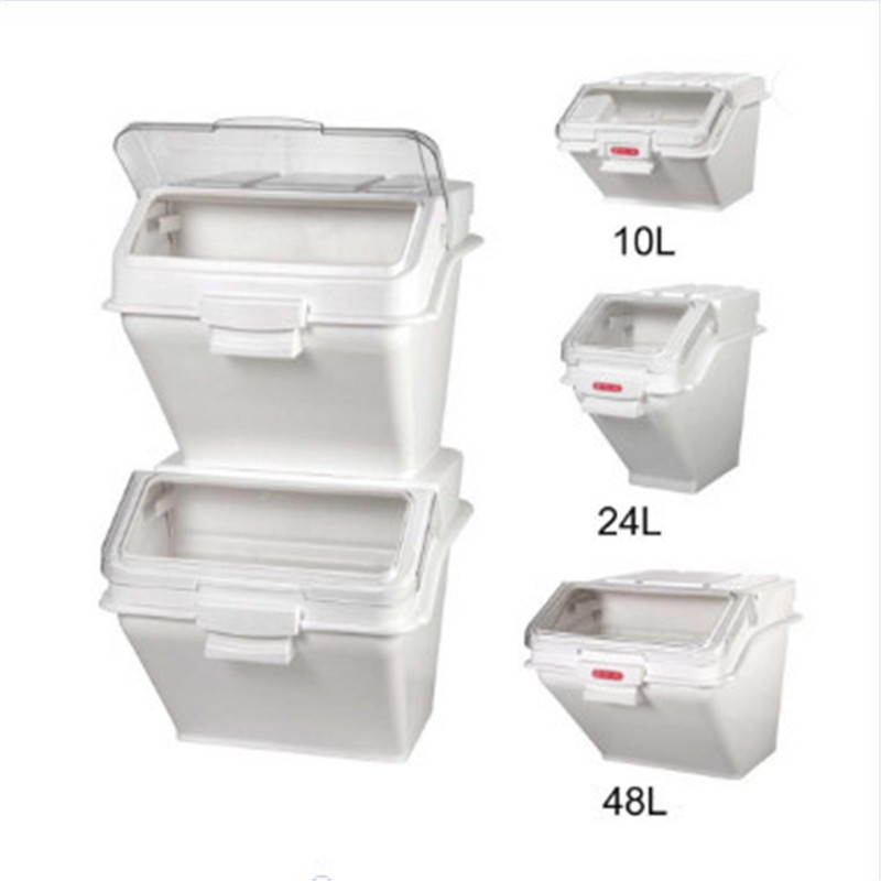 Shenone 2L/3L/6L/8L/11.5L Food Packaging Containers Airtight Fresh Food Plastic Container
