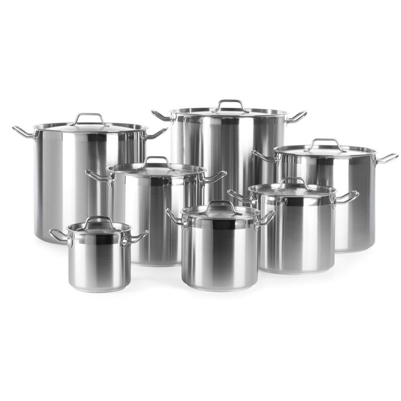 Shenone Factory Direct Wholesale Stainless Steel Tall Body Soup Barrel