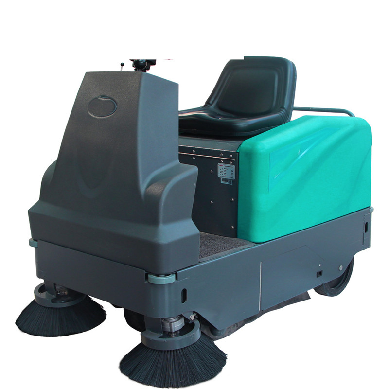 Shenone Industry Automatic Cleaning Scrubber Machine with Water Tank for Supermarket Floor