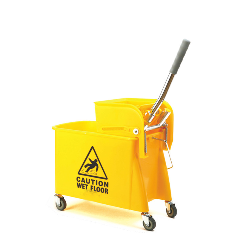 Shenone Hotel Workshop Commercial Professional Mop Bucket Wringer Mop Bucket002